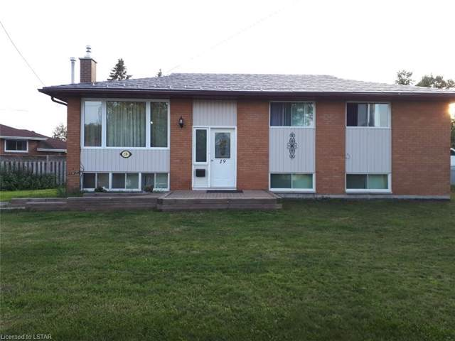 19 Nipissing Crescent, North Bay, ON P1A 2V6 (MLS #216266) :: Sutton Group Envelope Real Estate Brokerage Inc.