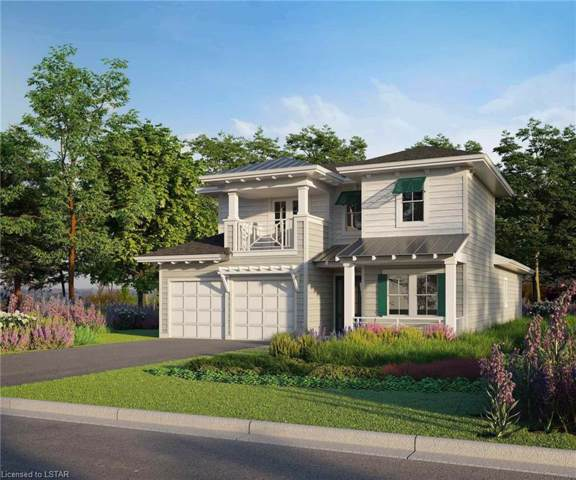 427 George Street, Port Stanley, ON N5L 1G4 (MLS #216412) :: Sutton Group Envelope Real Estate Brokerage Inc.