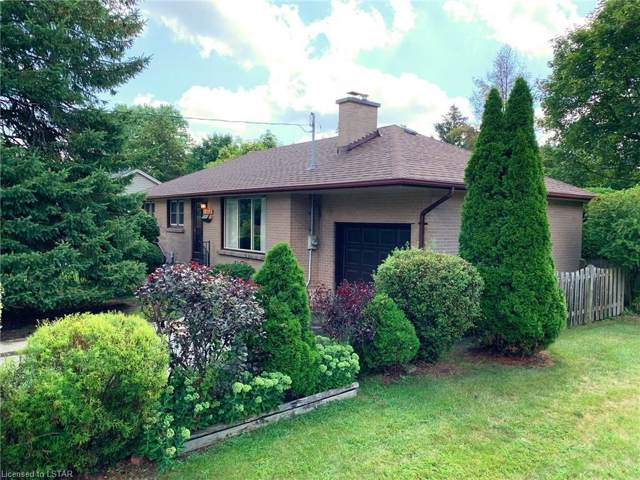 1418 Helena Montague Avenue, London, ON N6K 1Z2 (MLS #216423) :: Sutton Group Envelope Real Estate Brokerage Inc.