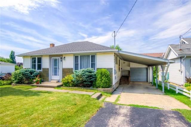 64 Fairview Avenue, St. Thomas, ON N5R 4X6 (MLS #216821) :: Sutton Group Envelope Real Estate Brokerage Inc.