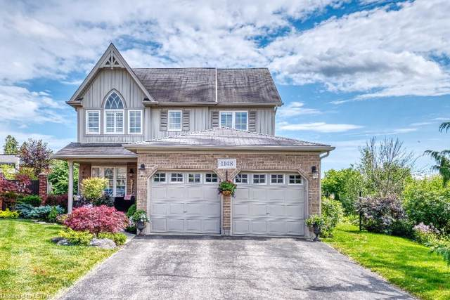 1148 Birchwood Drive, London, ON N6K 5C1 (MLS #216834) :: Sutton Group Envelope Real Estate Brokerage Inc.