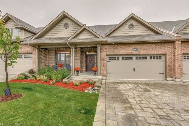 3443 Morgan Crescent, London, ON N6L 0C6 (MLS #221584) :: Sutton Group Envelope Real Estate Brokerage Inc.