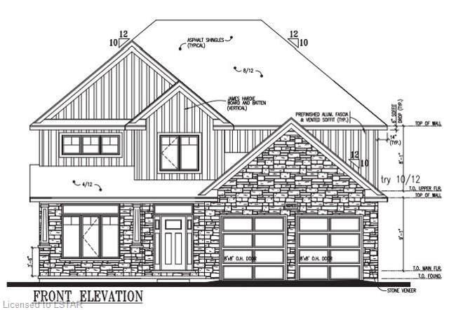 LOT #80 Boardwalk Way, Dorchester, ON N0L 1G5 (MLS #222460) :: Sutton Group Envelope Real Estate Brokerage Inc.