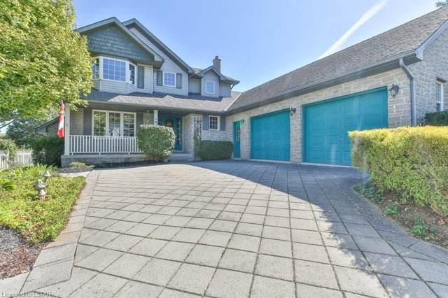 105 Parkview Drive, Dorchester, ON N0L 1G2 (MLS #222768) :: Sutton Group Envelope Real Estate Brokerage Inc.