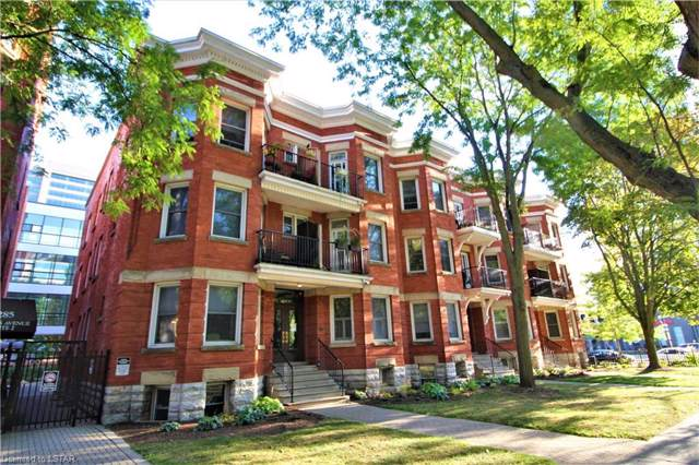 275 Queens Avenue #104, London, ON N6B 1X2 (MLS #222858) :: Sutton Group Envelope Real Estate Brokerage Inc.