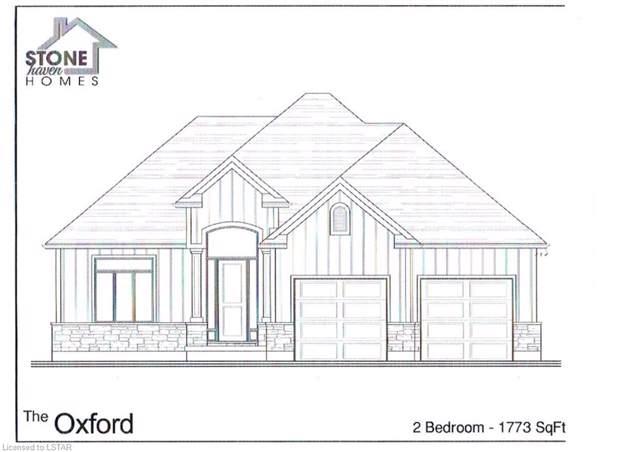 62 Mill Pond Crescent, Dorchester, ON N0L 1G2 (MLS #223276) :: Sutton Group Envelope Real Estate Brokerage Inc.