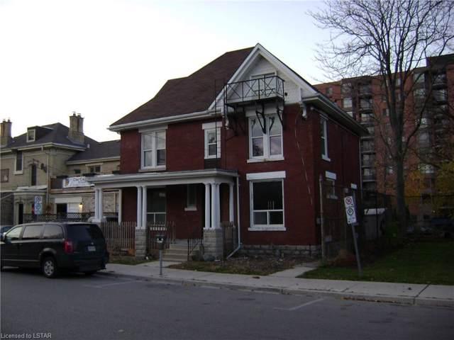 124 Albert Street, London, ON N6A 1M1 (MLS #223435) :: Sutton Group Envelope Real Estate Brokerage Inc.