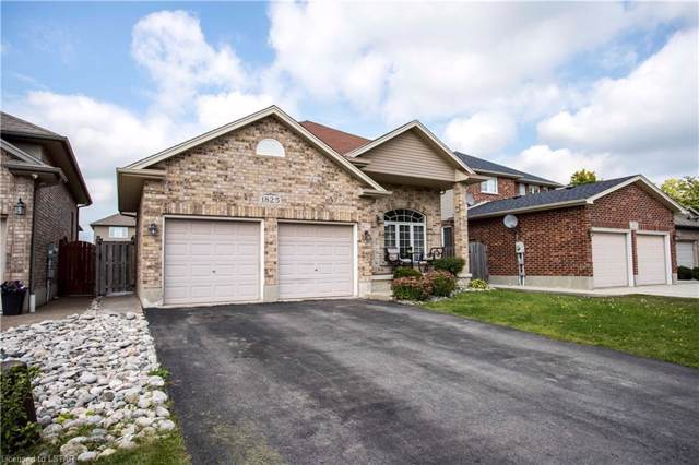 1825 Kyle Court, London, ON N6G 0A6 (MLS #225117) :: Sutton Group Envelope Real Estate Brokerage Inc.