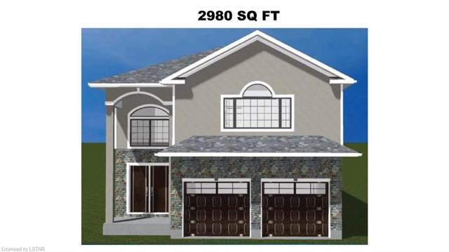 2890 Doyle Drive, London, ON N6M 0G9 (MLS #225255) :: Sutton Group Envelope Real Estate Brokerage Inc.