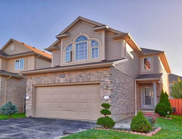 1471 Mickleborough Drive, London, ON N6G 5R6 (MLS #226262) :: Sutton Group Envelope Real Estate Brokerage Inc.