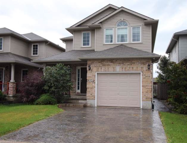 2210 Coronation Drive, London, ON N6G 0B9 (MLS #226278) :: Sutton Group Envelope Real Estate Brokerage Inc.