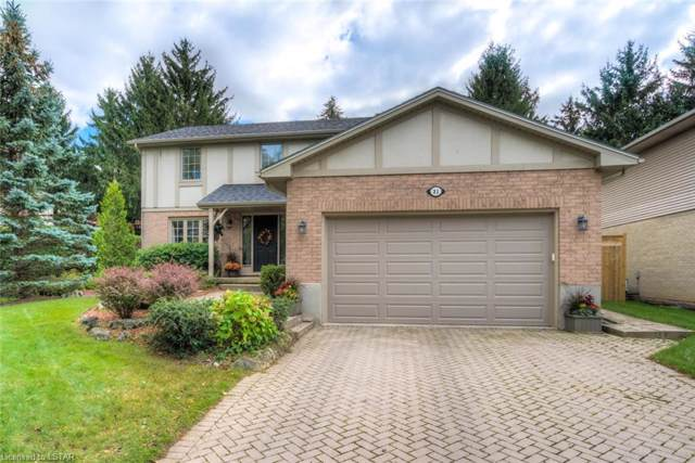 31 Rosecliffe Crescent, London, ON N6K 3X5 (MLS #226854) :: Sutton Group Envelope Real Estate Brokerage Inc.