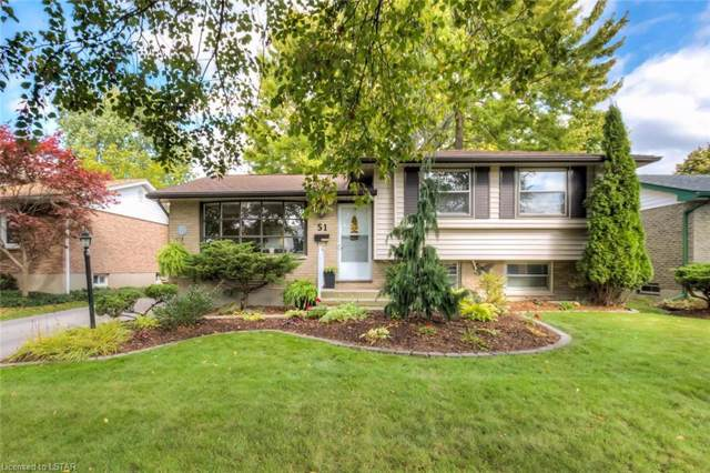 51 Stanhope Crescent, London, ON N6C 3B1 (MLS #226875) :: Sutton Group Envelope Real Estate Brokerage Inc.