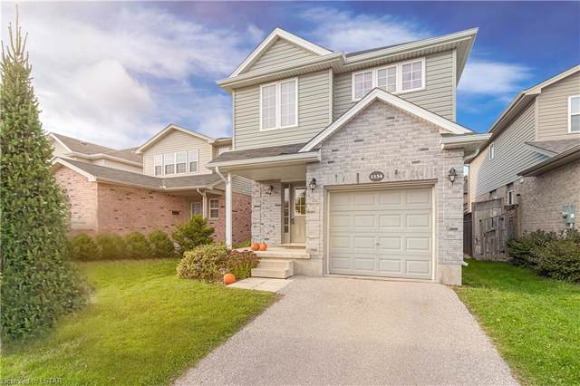 1134 Kimball Crescent, London, ON N6G 0A8 (MLS #227092) :: Sutton Group Envelope Real Estate Brokerage Inc.