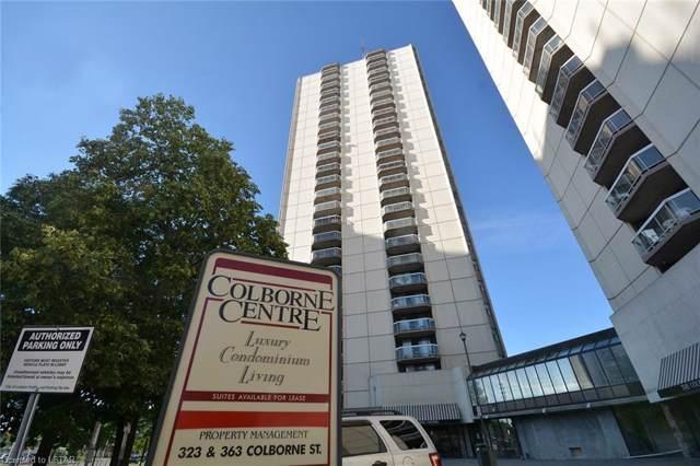 323 Colborne Street #2504, London, ON N6B 3N8 (MLS #227106) :: Sutton Group Envelope Real Estate Brokerage Inc.