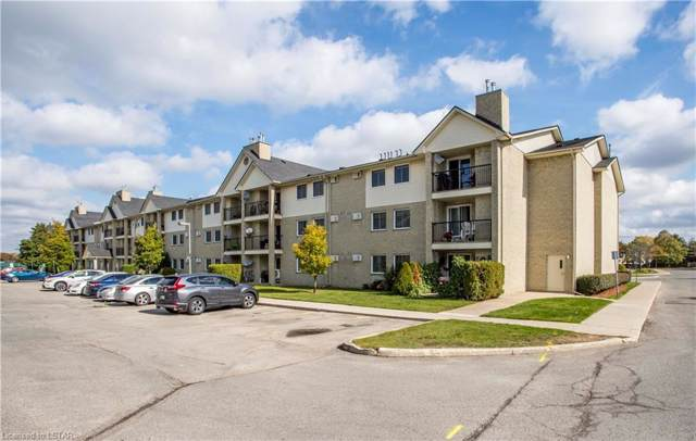737 Deveron Crescent #114, London, ON N5Z 4T6 (MLS #227125) :: Sutton Group Envelope Real Estate Brokerage Inc.