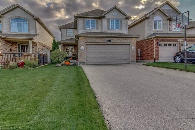 1612 Chelton Place, London, ON N6M 1M2 (MLS #227354) :: Sutton Group Envelope Real Estate Brokerage Inc.
