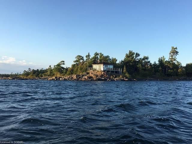 1 Gb447 Island, The Archipelago Island, Archipelago (Twp), ON P0C 1H0 (MLS #227480) :: Forest Hill Real Estate Collingwood