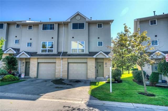 536 Third Street #22, London, ON N5X 4R5 (MLS #227622) :: Sutton Group Envelope Real Estate Brokerage Inc.