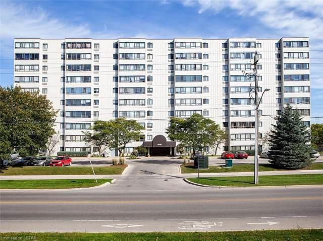 1600 Adelaide Street N #607, London, ON N5X 3H6 (MLS #227798) :: Sutton Group Envelope Real Estate Brokerage Inc.