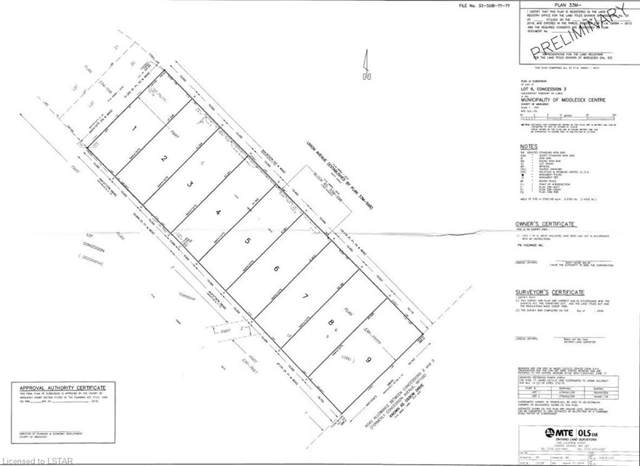 254 Union (Proposed) Avenue, Komoka, ON N0L 1R0 (MLS #227872) :: Sutton Group Envelope Real Estate Brokerage Inc.