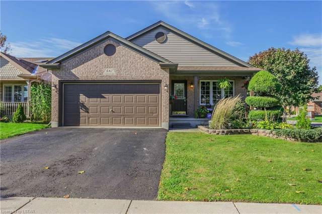 487 Cardigan Drive, London, ON N6M 1J6 (MLS #227923) :: Sutton Group Envelope Real Estate Brokerage Inc.
