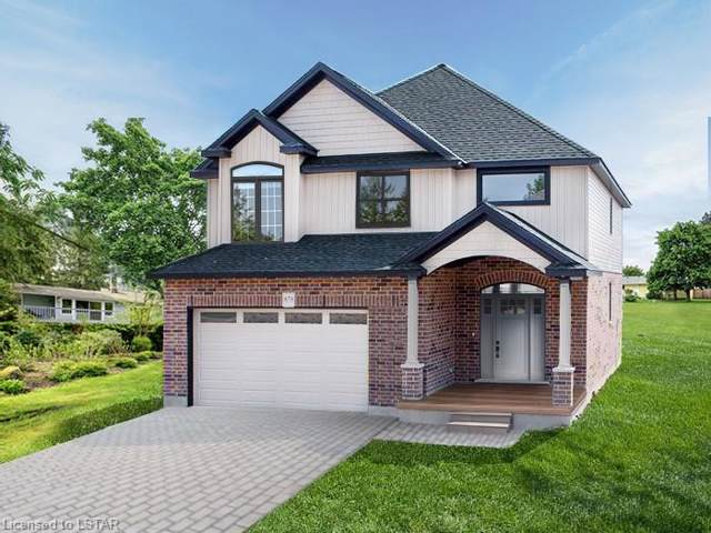 55 Bowman Drive, Ilderton, ON N0M 2A0 (MLS #227991) :: Sutton Group Envelope Real Estate Brokerage Inc.