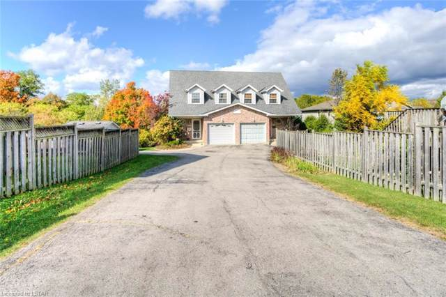 785 Deveron Crescent, London, ON N5Z 5B6 (MLS #228066) :: Sutton Group Envelope Real Estate Brokerage Inc.