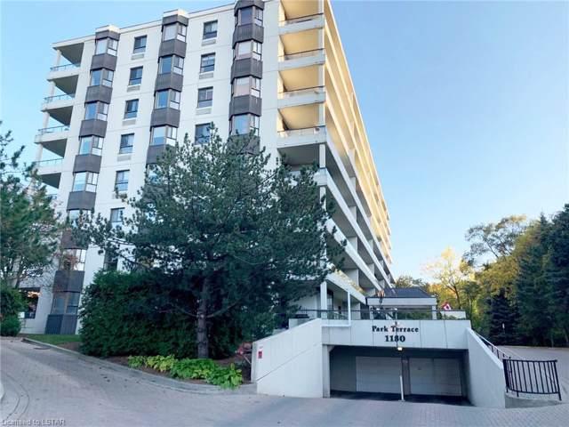 1180 Commissioners Road W #503, London, ON N6K 4J2 (MLS #228235) :: Sutton Group Envelope Real Estate Brokerage Inc.