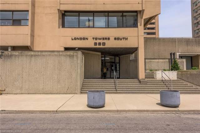 380 King Street #806, London, ON N6B 3L6 (MLS #229126) :: Sutton Group Envelope Real Estate Brokerage Inc.