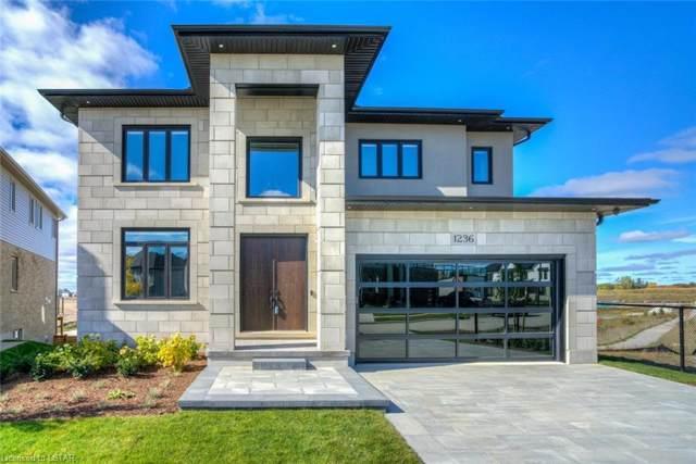 1236 Silverfox Drive, London, ON N6G 0V8 (MLS #229172) :: Sutton Group Envelope Real Estate Brokerage Inc.