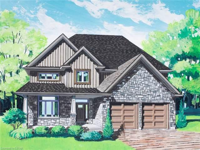 LOT #80 Boardwalk Way, Dorchester, ON N0L 1G5 (MLS #229230) :: Sutton Group Envelope Real Estate Brokerage Inc.