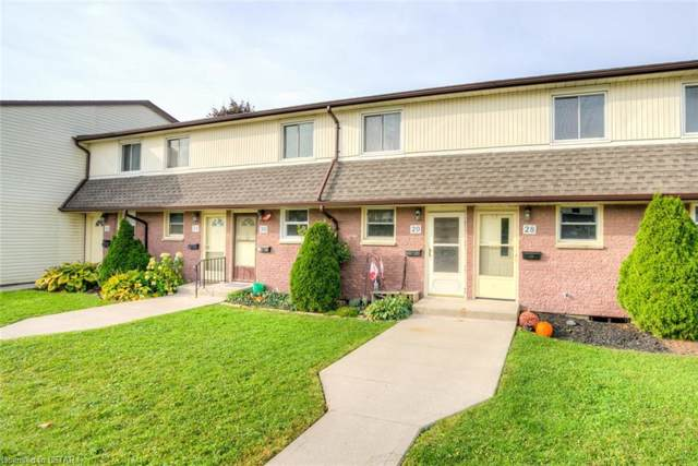 1919 Trafalgar Street #28, London, ON N5V 1A1 (MLS #229309) :: Sutton Group Envelope Real Estate Brokerage Inc.