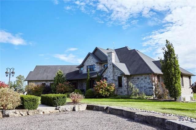 164820 New Road, Tillsonburg, ON N4G 4G7 (MLS #229344) :: Sutton Group Envelope Real Estate Brokerage Inc.