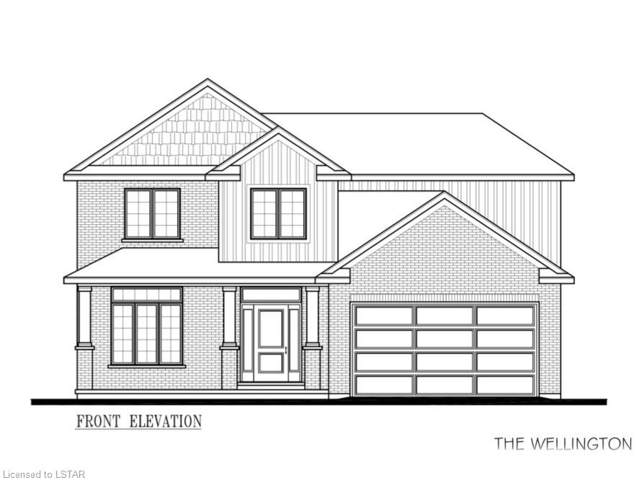 LOT #4 Boardwalk Way, Dorchester, ON N0L 1G5 (MLS #229458) :: Sutton Group Envelope Real Estate Brokerage Inc.