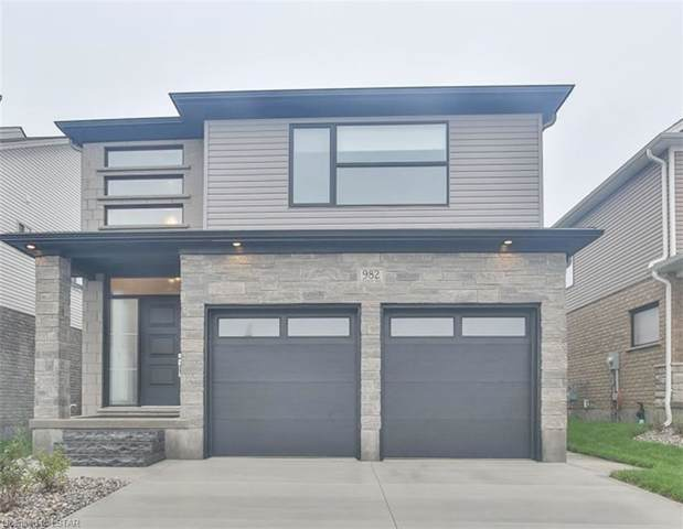 961 Holtby Court, London, ON N6G 0A7 (MLS #230836) :: Sutton Group Envelope Real Estate Brokerage Inc.