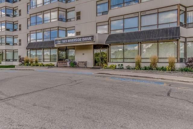 521 Riverside Drive #515, London, ON N6H 5E2 (MLS #232326) :: Sutton Group Envelope Real Estate Brokerage Inc.
