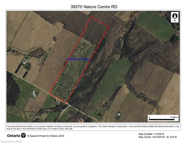 39370 Nature Centre Road W, North Huron (Twp), ON N0G 1E0 (MLS #233804) :: Sutton Group Envelope Real Estate Brokerage Inc.
