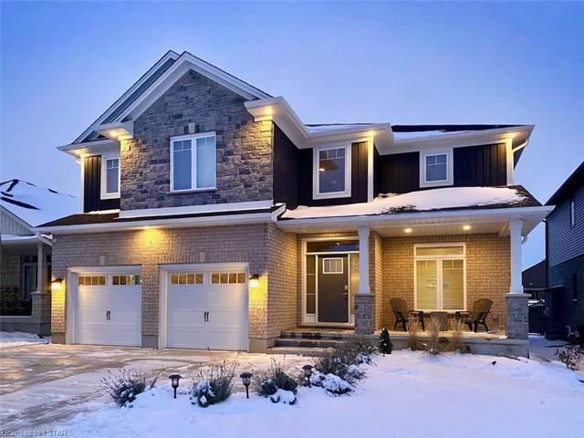 8 Doral Court, St. Thomas, ON N5R 0G3 (MLS #233858) :: Sutton Group Envelope Real Estate Brokerage Inc.