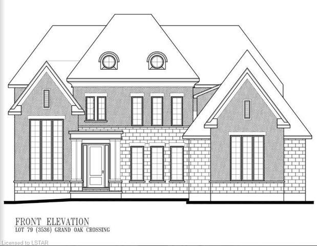 3536 Lot 79 Grand Oak Cross, London, ON N6B 1R1 (MLS #234109) :: Sutton Group Envelope Real Estate Brokerage Inc.