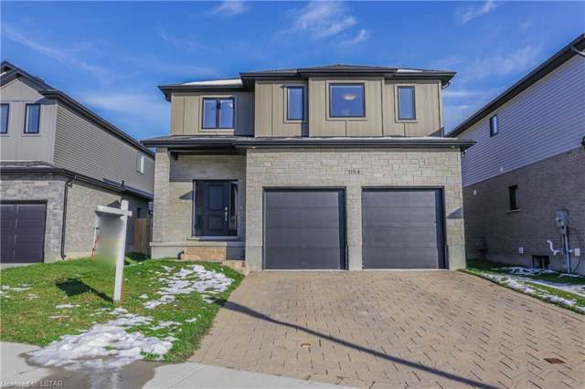 3184 Raleigh Crescent, London, ON N6P 1V4 (MLS #234184) :: Sutton Group Envelope Real Estate Brokerage Inc.