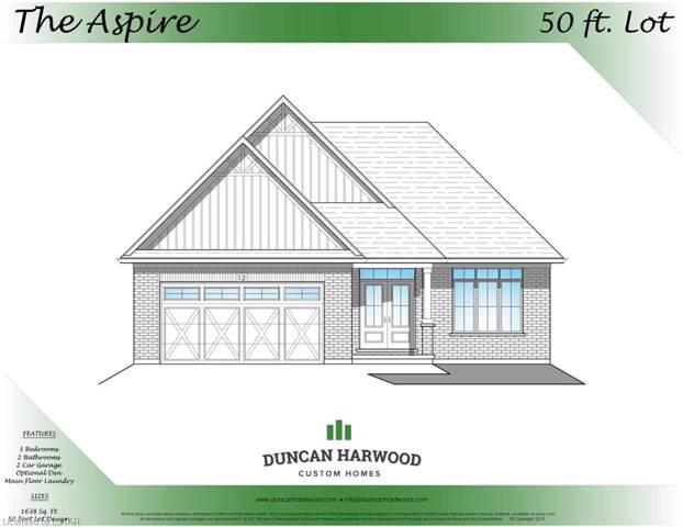 245 Boardwalk Way, Dorchester, ON N0L 1G2 (MLS #234236) :: Sutton Group Envelope Real Estate Brokerage Inc.