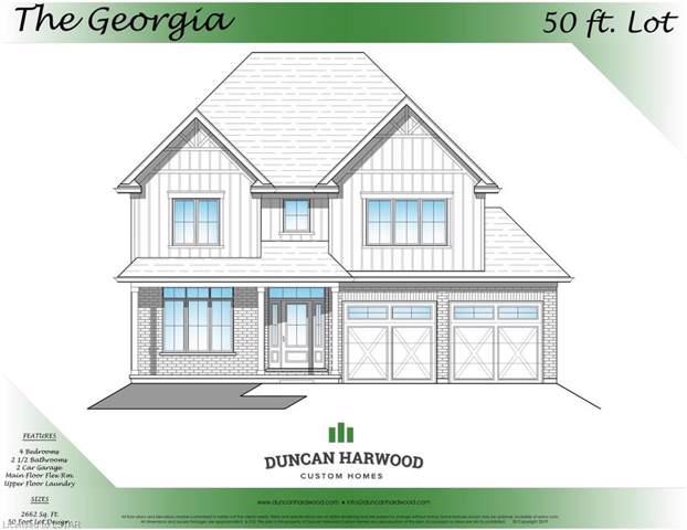 231 Boardwalk Way, Dorchester, ON N0L 1G2 (MLS #234282) :: Sutton Group Envelope Real Estate Brokerage Inc.