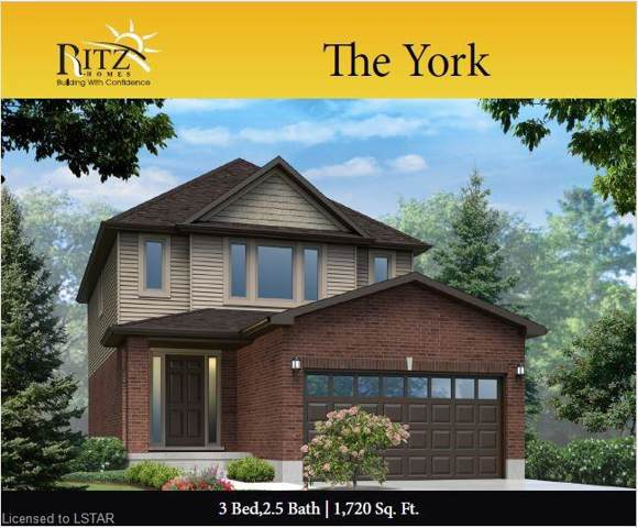 2914 Turner Crescent, London, ON N6M 0B2 (MLS #234318) :: Sutton Group Envelope Real Estate Brokerage Inc.