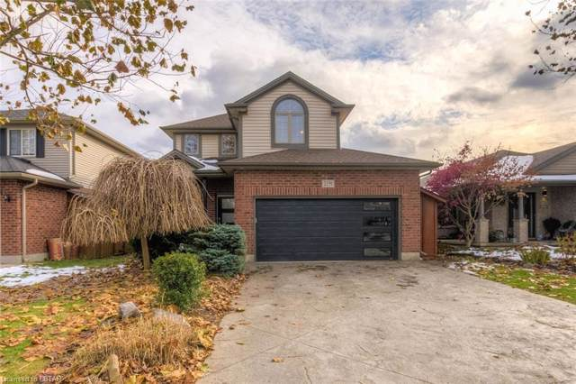 2191 Thornicroft Crescent, Lambeth, ON N6P 1T7 (MLS #234387) :: Sutton Group Envelope Real Estate Brokerage Inc.