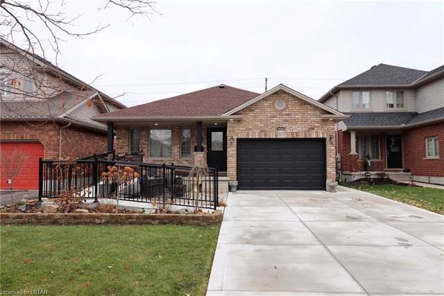 105 Hagerman Crescent, St. Thomas, ON N5R 6L9 (MLS #235516) :: Sutton Group Envelope Real Estate Brokerage Inc.
