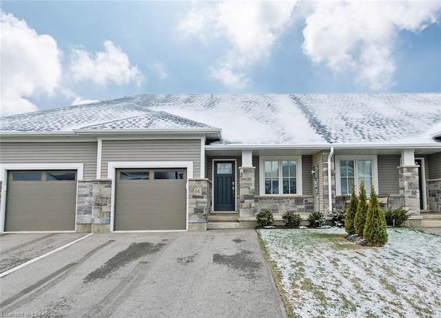 14 Arbor Trail, St. Thomas, ON N5R 0H1 (MLS #235589) :: Sutton Group Envelope Real Estate Brokerage Inc.