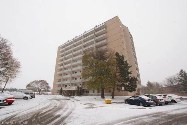 563 Mornington Avenue #212, London, ON N5Y 4T8 (MLS #235627) :: Sutton Group Envelope Real Estate Brokerage Inc.