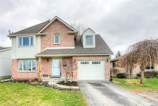 42 Cavanaugh Crescent, St. Thomas, ON N5R 5Y6 (MLS #235630) :: Sutton Group Envelope Real Estate Brokerage Inc.