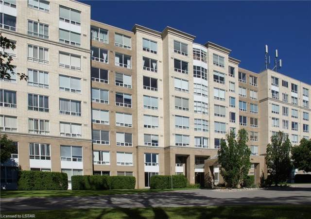 1510 Richmond Street #312, London, ON N6G 4V2 (MLS #235781) :: Sutton Group Envelope Real Estate Brokerage Inc.